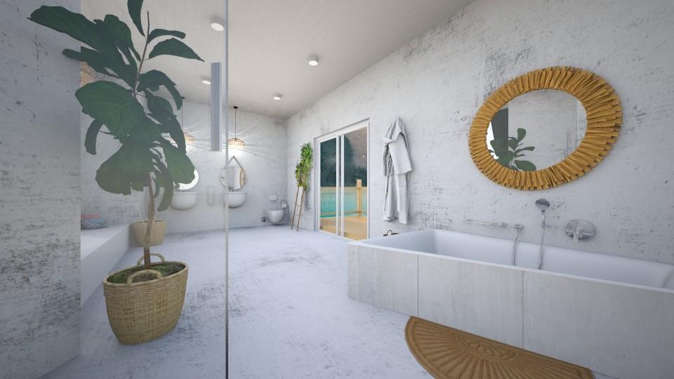 Bathroom - Bathroom  - by Teagan123