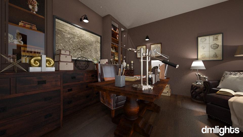 study! - Office - by DMLights-user-996689