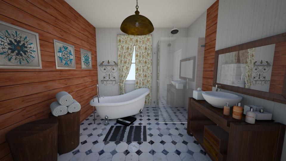 bath - Bathroom - by Rory Ronald