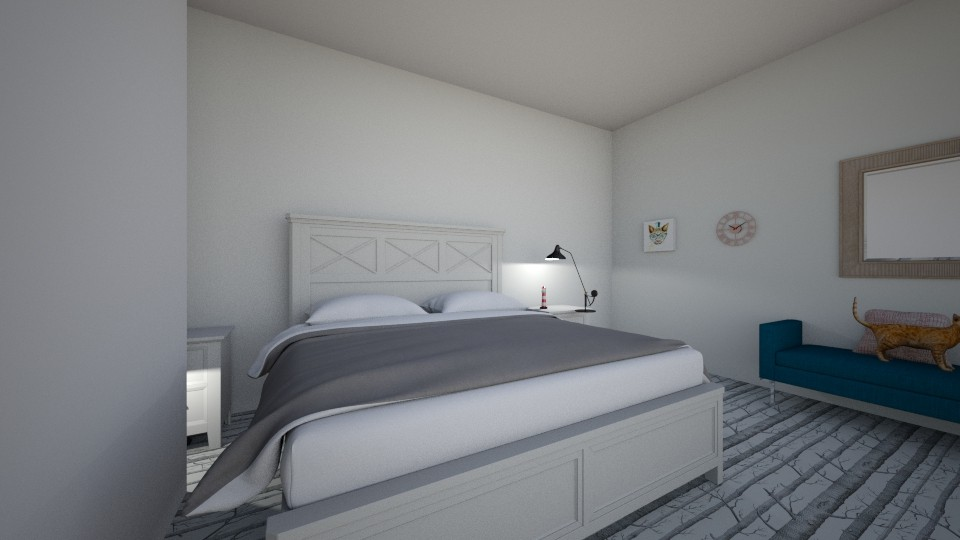 Elisa Zimmer - Bedroom - by elisa_Csar13