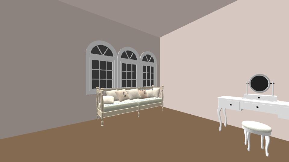 rachell room  - Bedroom  - by rachellherrera
