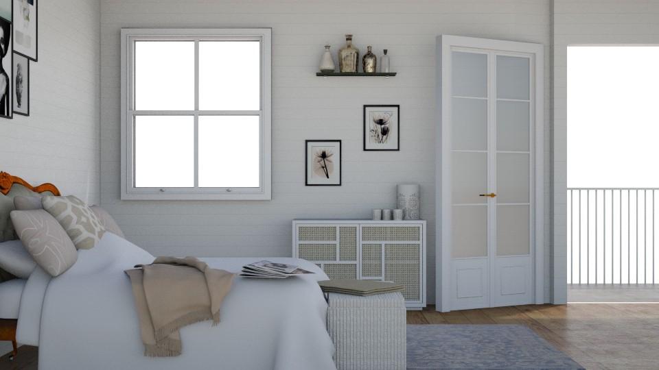 Bedroom - Bedroom - by Mari07