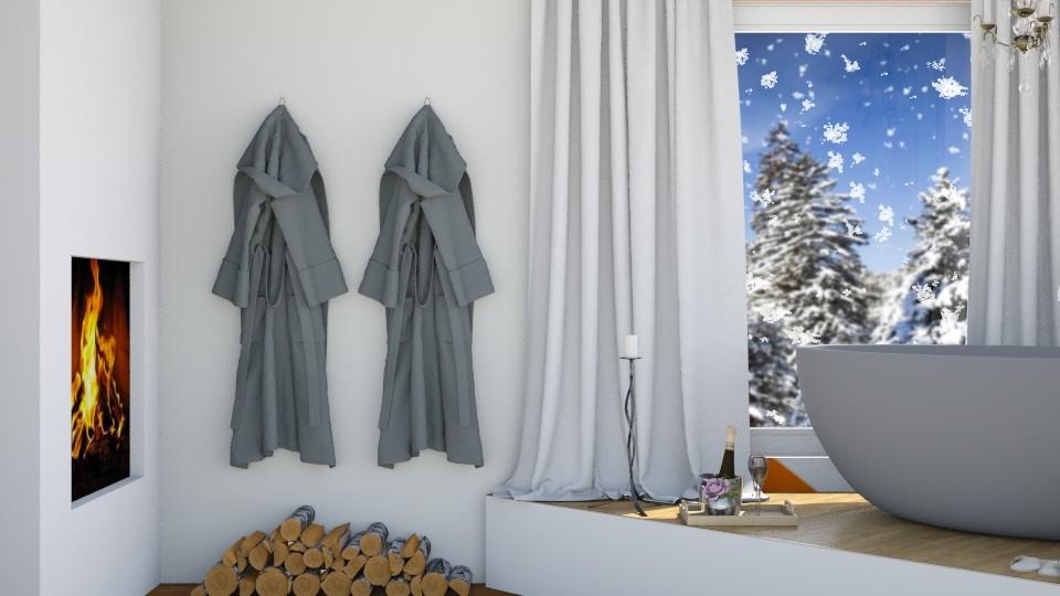 dream bathroom - Bathroom - by seldina