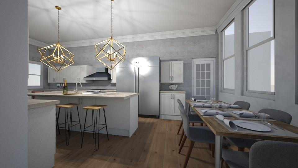 kitchen - Kitchen - by sosielundeen