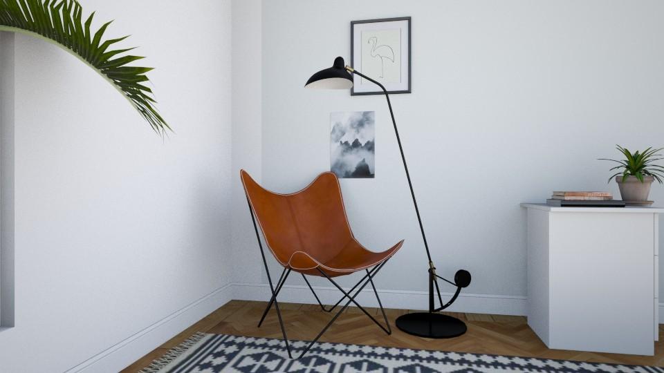 Recreation Design - Modern - Living room - by Papaya Tree