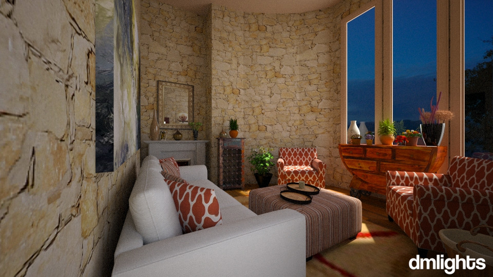 8967 - Living room  - by DMLights-user-1001197