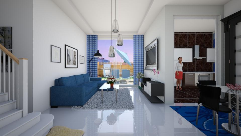 home sweet home000 - Living room - by Joan De Leon