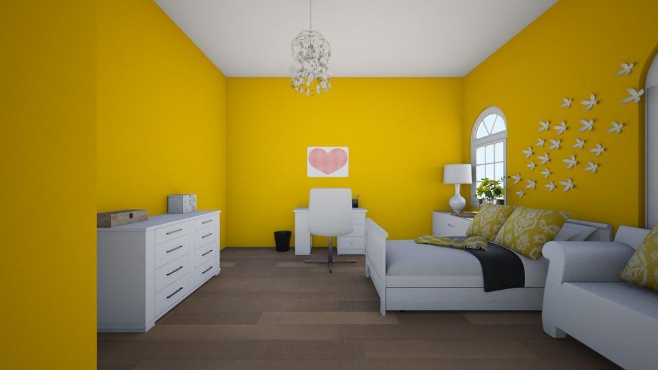 TWEE TIME - Bedroom - by keelinmargrertobrien