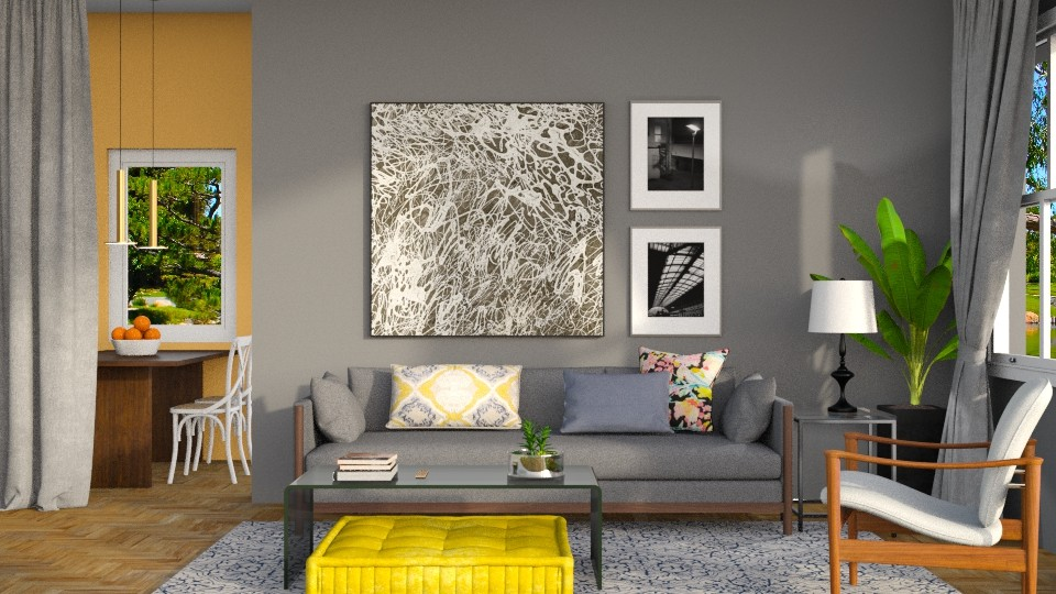City Style - Modern - Living room - by Gurns