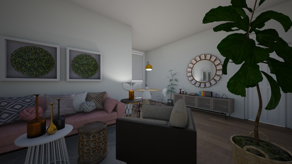 cores - Living room - by Jemima Carvalho