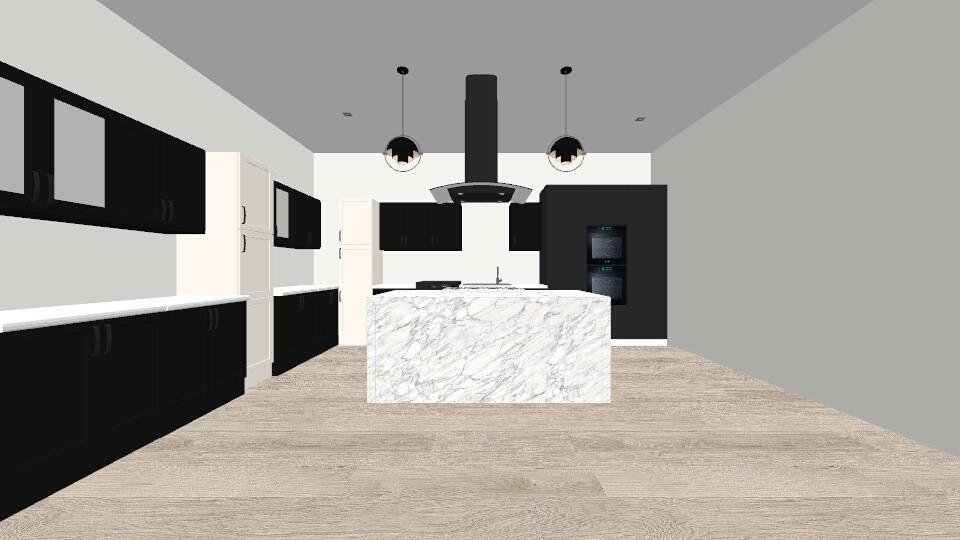 Modern MisMatch - Modern - Kitchen - by jaiden2006
