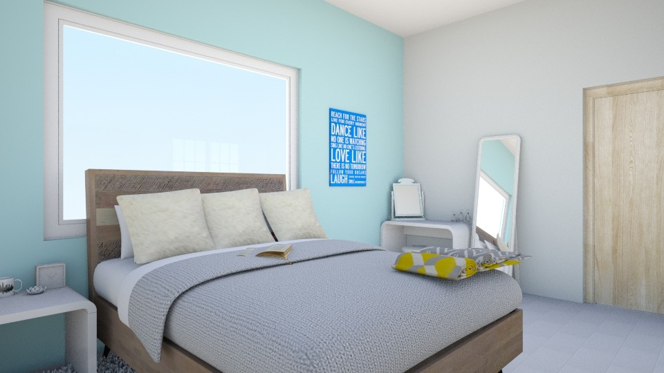 Relaxed Crib - Bedroom - by K Vasquez