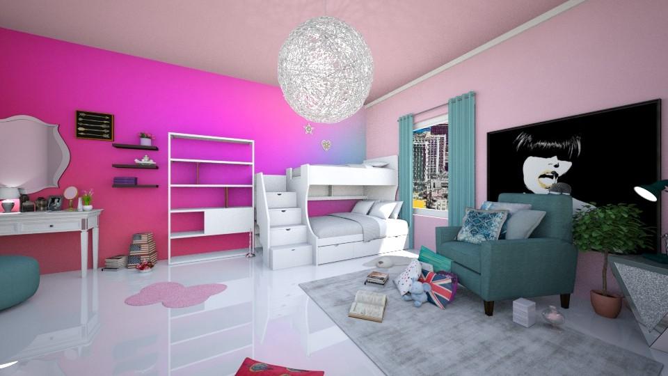 Kids room - by dalilaaahodzic