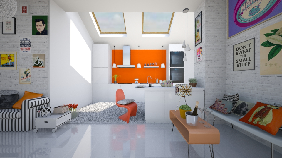 Kitchen - Kitchen  - by GosiaT