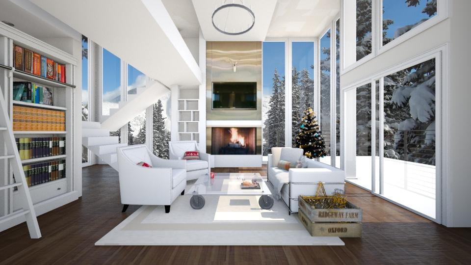 holiday season - Living room  - by nyc17