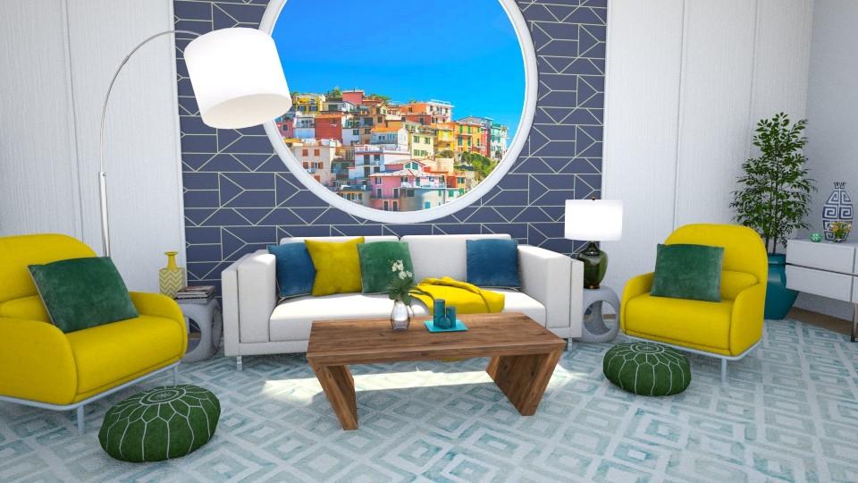 BYG Living  - Modern - Living room - by Nina Colin