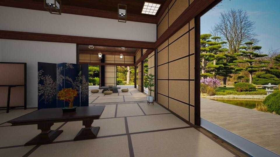 Japanese Grandour - by rebsrebsmmg