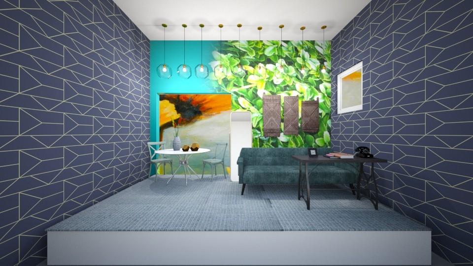corridor - Modern - by gefenkl