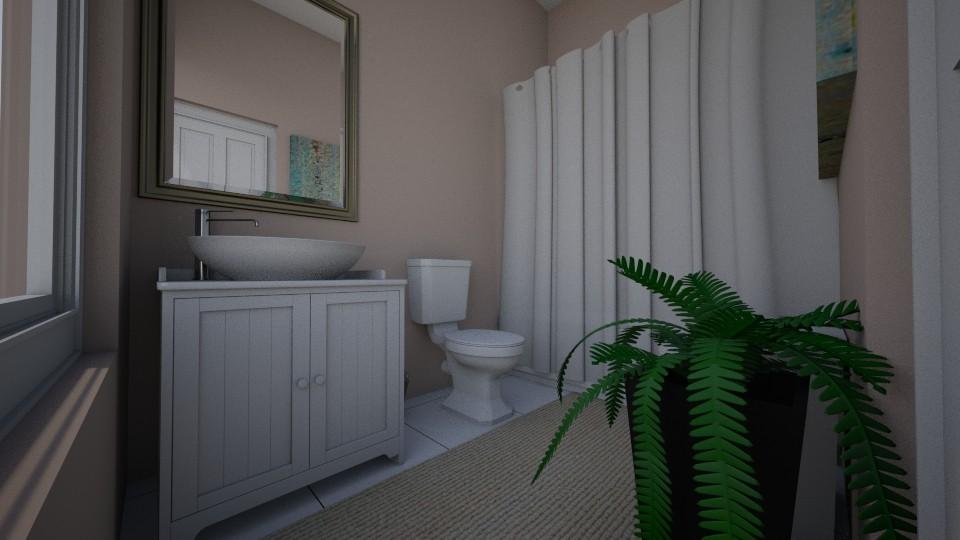 Bathroom - by jessicajosephinee