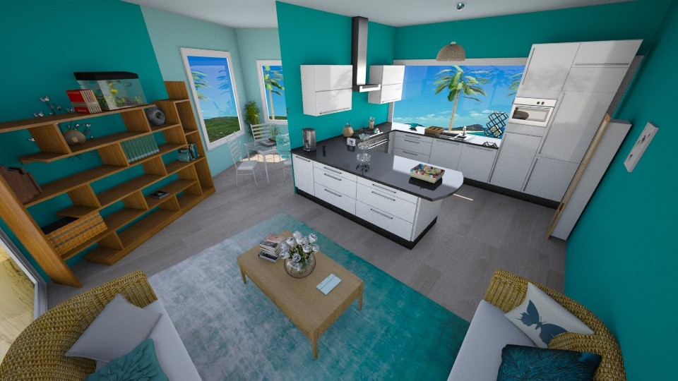 beach house 1 - by cdenton041793