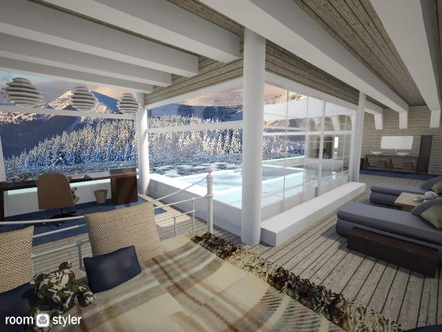 Ocean view - Bedroom - by xLauraa