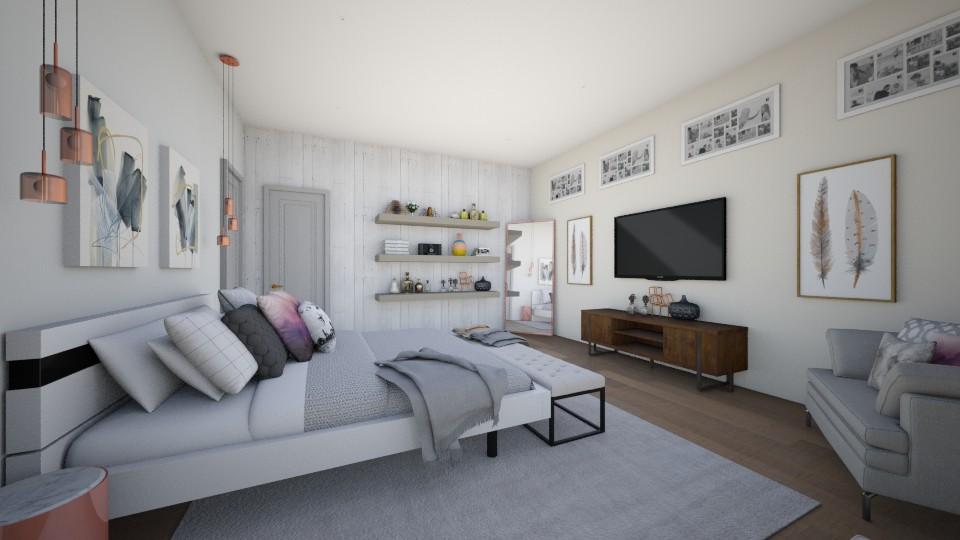 House Makeover Bedroom - Bedroom - by niidurose