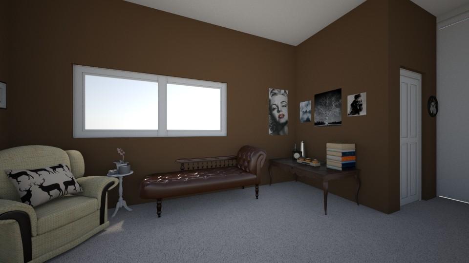 back room - Living room - by Molly Schmitt