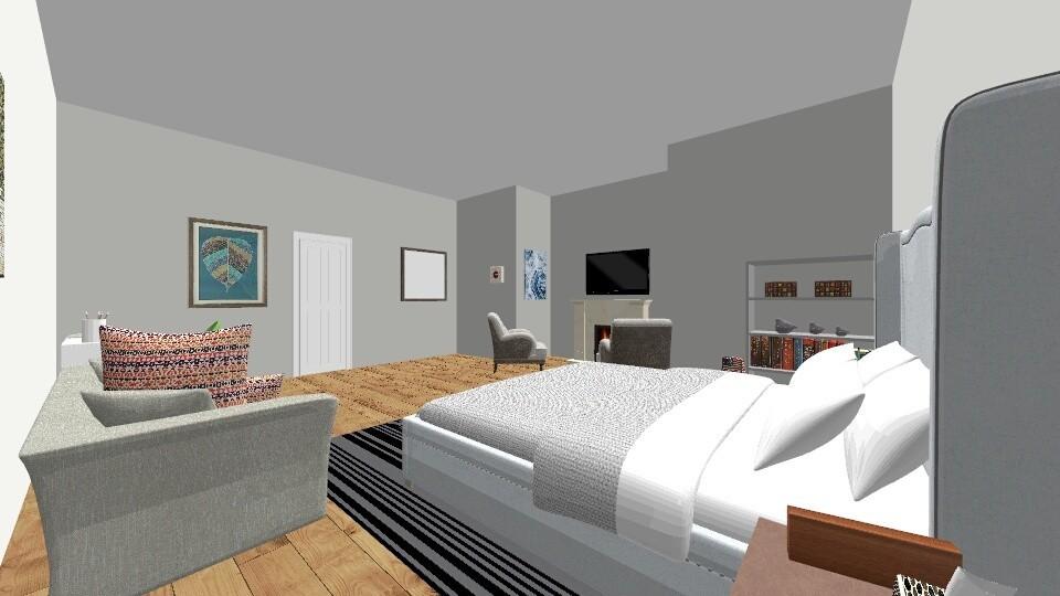 My bedroom - Bedroom - by New York Mets