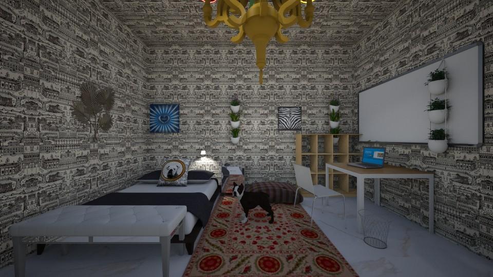 BedRoom - Bedroom - by Alexstar1234