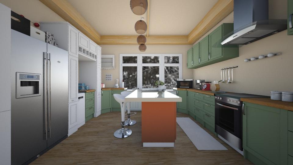 hfvjs - Kitchen  - by ivaninayo