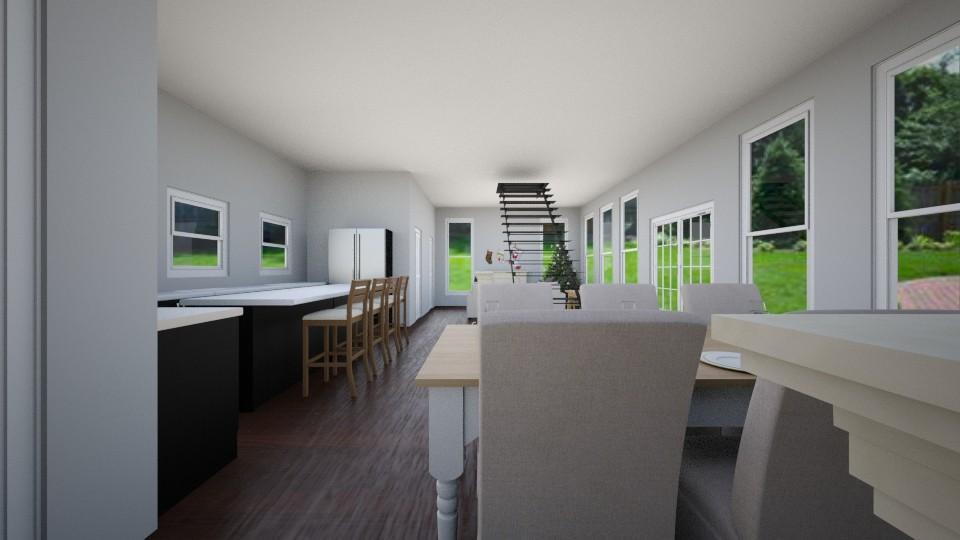 Dream Home floor 1 - Kitchen - by WPM0825