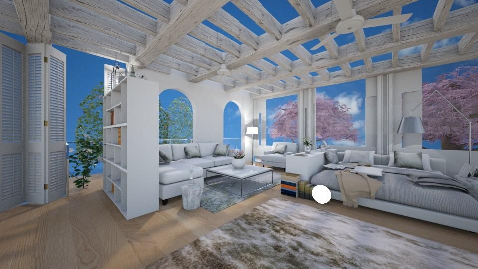 open - Bedroom - by skylerbrown