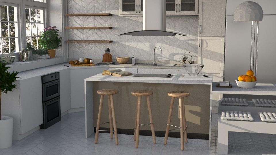 Light As Air - Modern - Kitchen - by Musicman