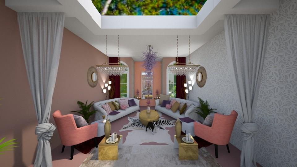 Design 150 MAXI - Living room - by Tiffany Monique