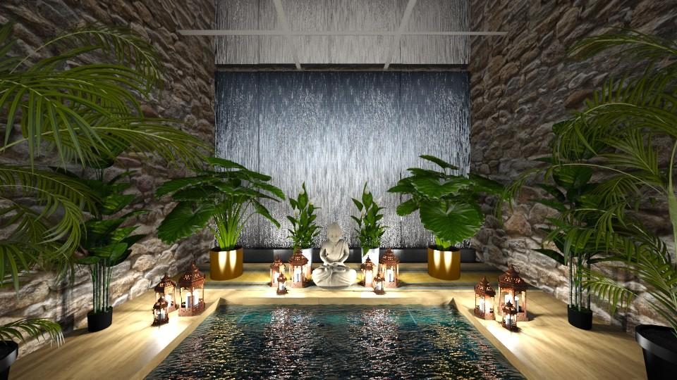 Jade Bath - by NatalieH