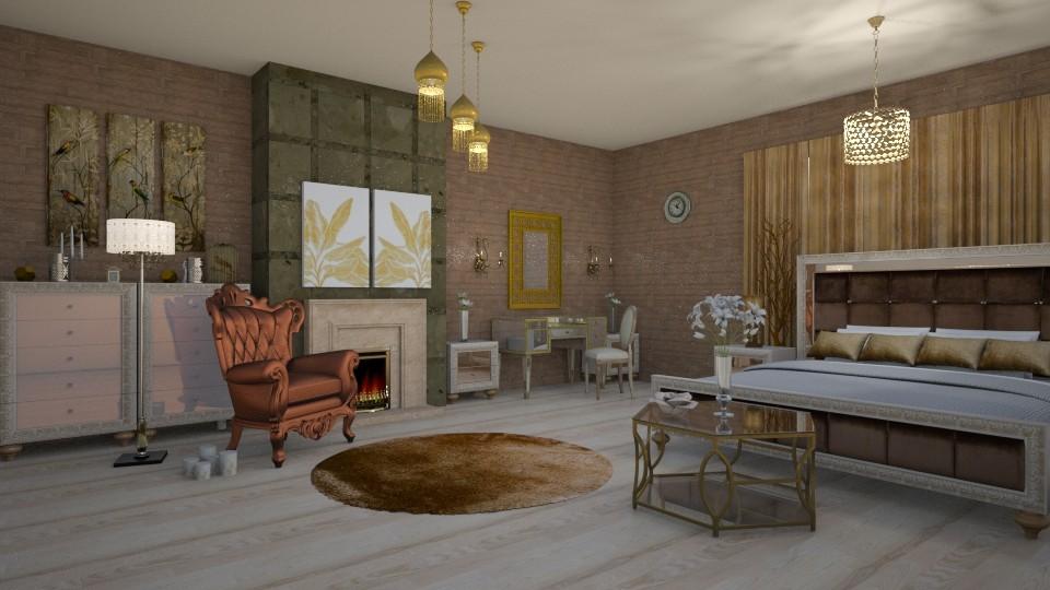 Dream bedroom - by Liza S