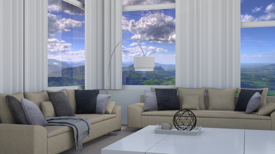 Living Room - Living room - by Mari07