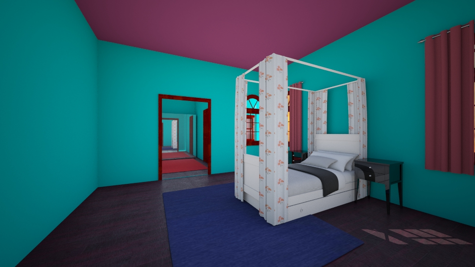 dream room 2 - Bedroom  - by jcflynn