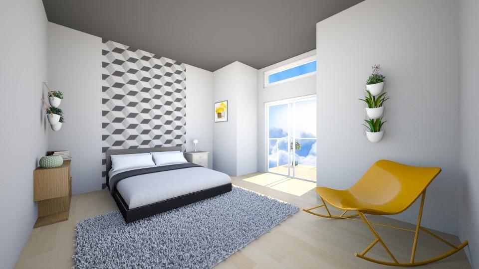 Modern Idea - Bedroom - by percy8