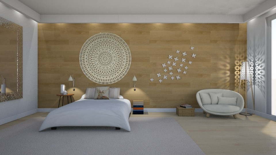 Dream - Bedroom  - by Val Val