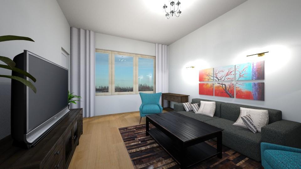 viesistaba 2 - Living room  - by leldezuka
