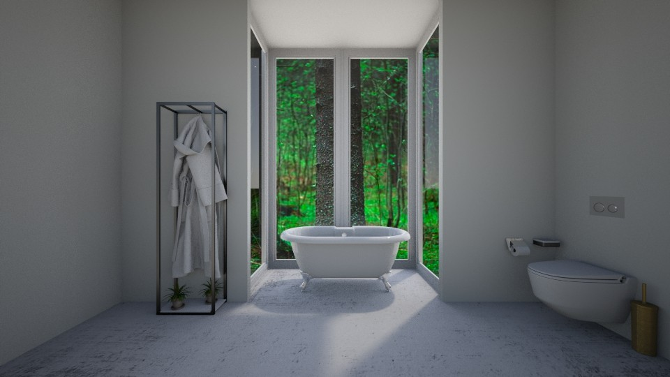 peace - Bathroom  - by madz29