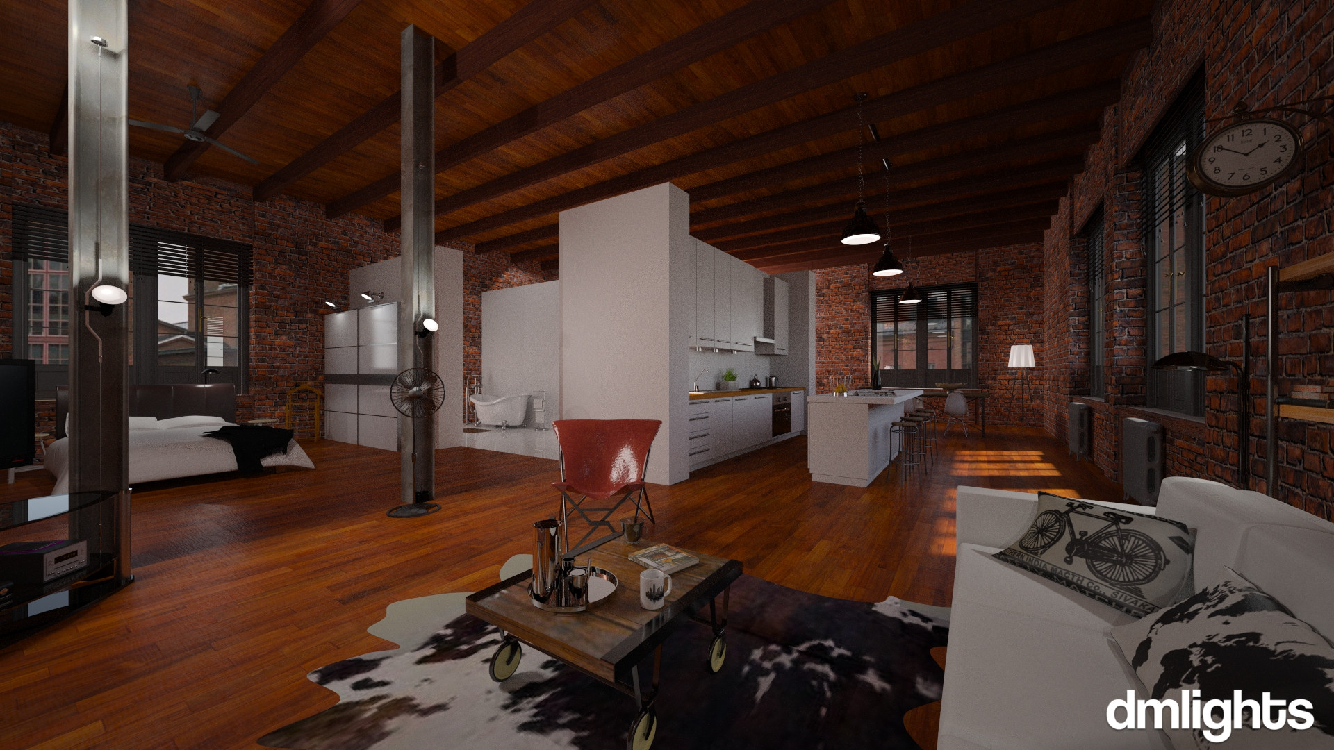 Loft - by DMLights-user-981791