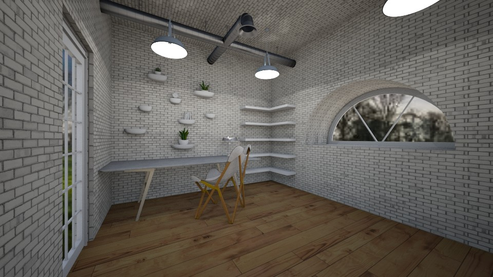 Creative Writing Office 2 - by zwsclb