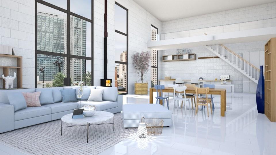 MP Livingroom - Living room - by KimAlys