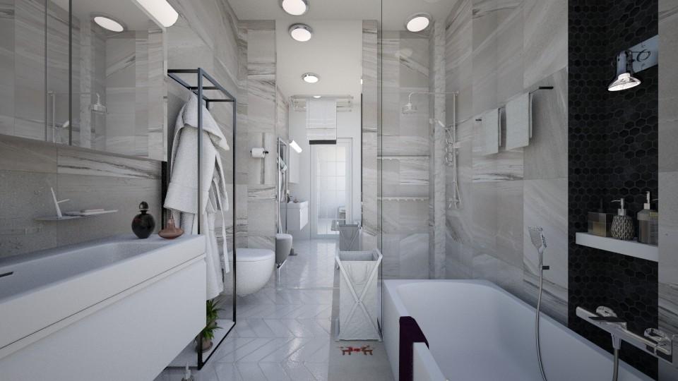 Kink_M_Bath - by genevivechen