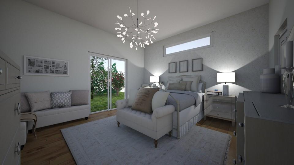 Darcy - Bedroom  - by elisaaaa