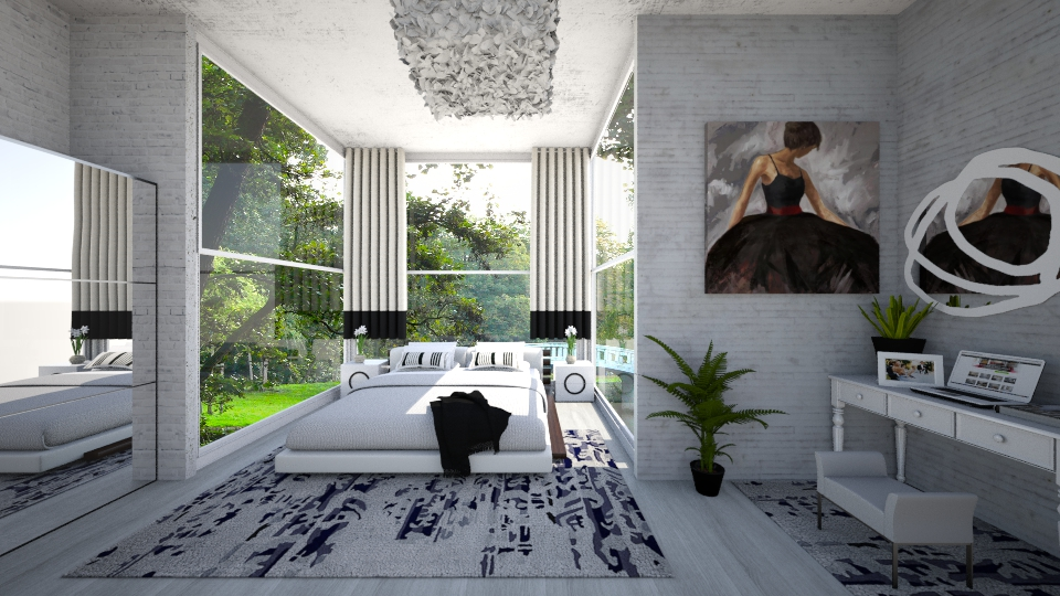 sleep - Bedroom - by xheni46
