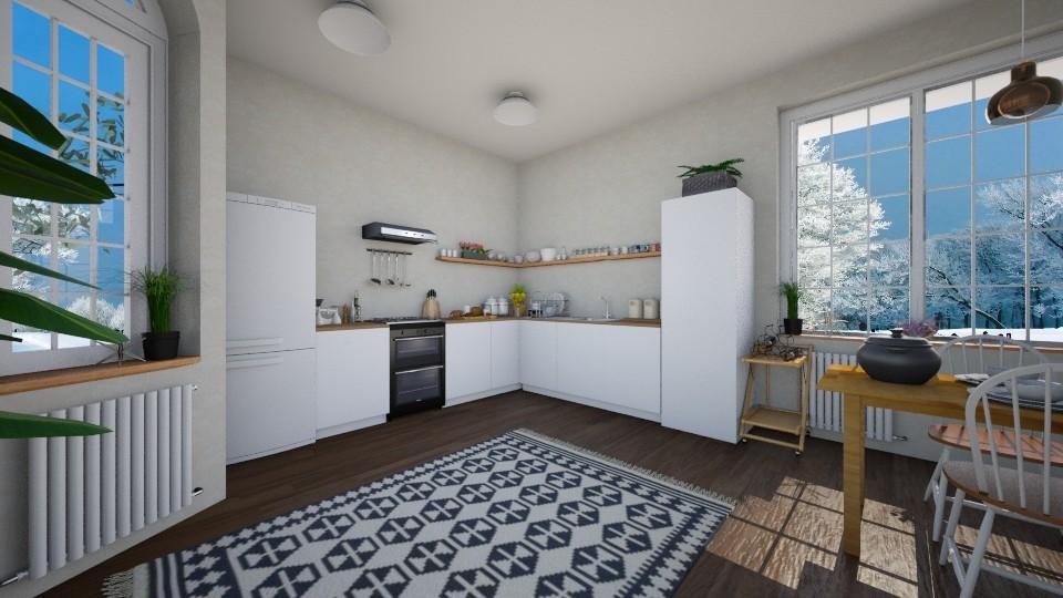 small kitchen - by peedeepow