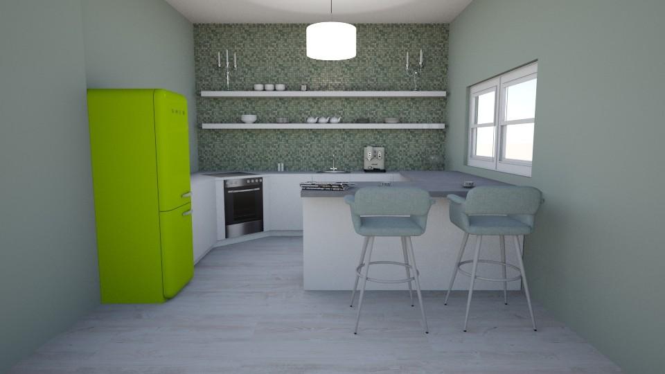 kuhinja - by Gagany